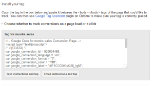 google-adwords-tag